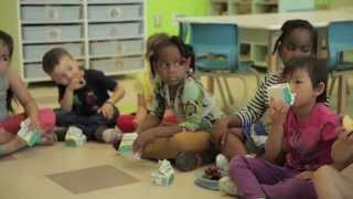 Le préscolaire : maternelle 4 ans