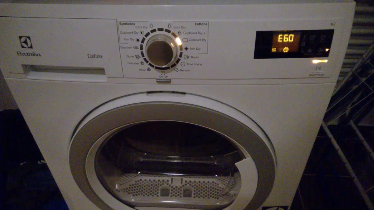 electrolux washing machine wiring diagram service manual error