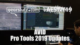 Avid Pro Tools 2019 Update - Gearslutz @ AES 2019