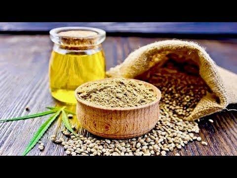5 Incredible Health Benefits Of Hemp Seed Oil