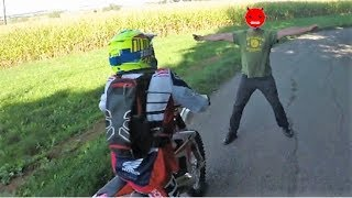 ANGRY BIKERS vs CRAZY People #08