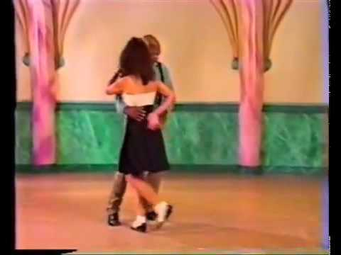 Swing Lindy Hop Dance Lessons with Frankie Manning Level 2