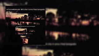 Fred Bongusto - Cuore cosa fai (da Anonimo Veneziano) (Official Audio)