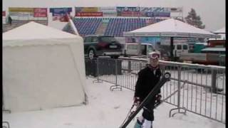 Alpine Skier Chemmy Alcott Diary 7