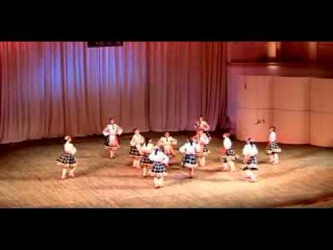 Выступление на празднике русского танца в концертном зале им. Чайковского май 2012