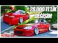 28.000 Tl'lik Muhteşem Değişim | Honda Civic 1.6 Ies