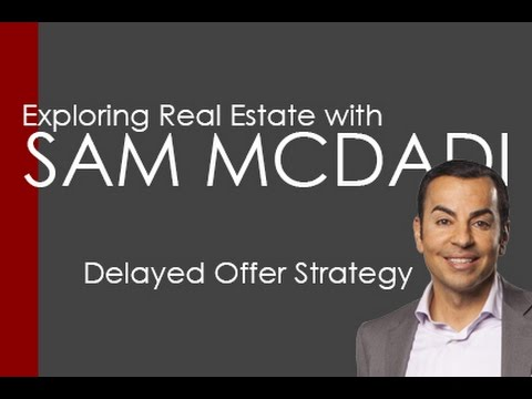 Sam McDadi - Delayed Offers Strategy CP24