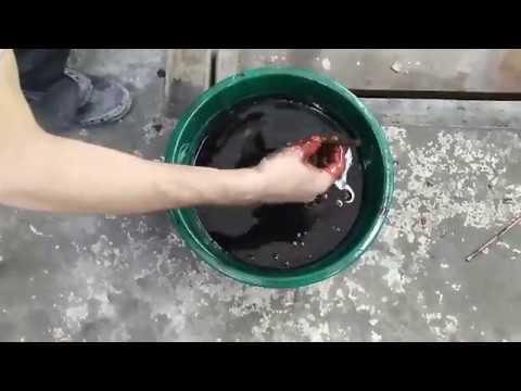 Видеоотчет по замене масла в вариаторе.Полная замена 7л масла.