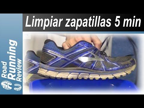 Minutos Limpiar 5 Youtube Zapatillas Como De En Running SUMGqzpV