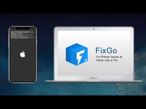 iOS System Repair- 10 minutes to Solve 100+ iOS issues 2020 | iToolab FixGo