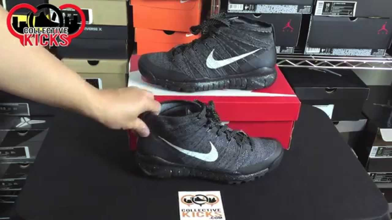 Rugged Meets Comfy! Nike Flyknit Chukka FSB Review On Foot - YouTube a23e44a2551e1