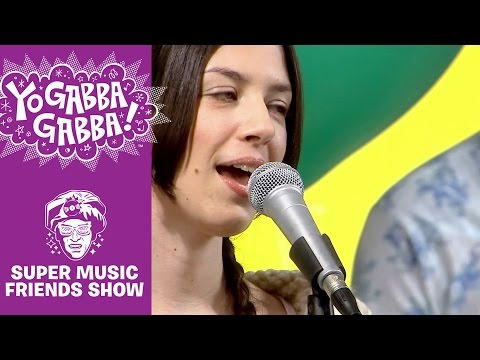 Balloons - The Postmarks - Yo Gabba Gabba!