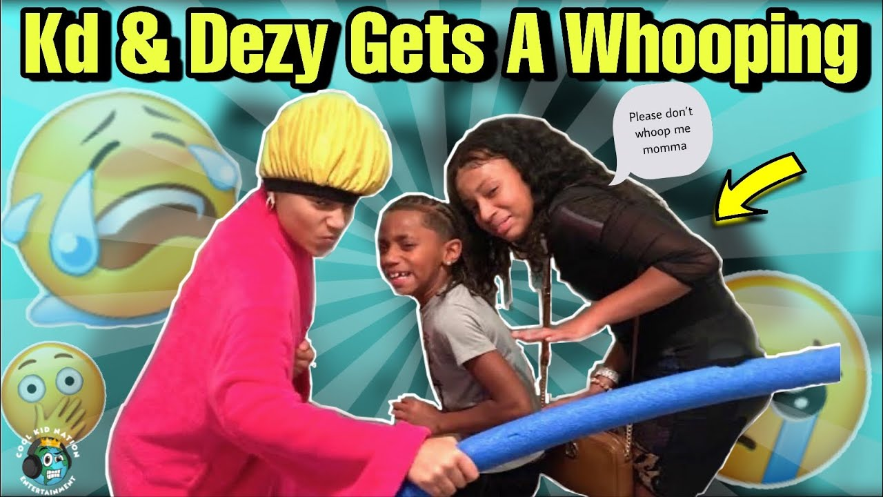 Download KD GETS A WHOOPING EP.3