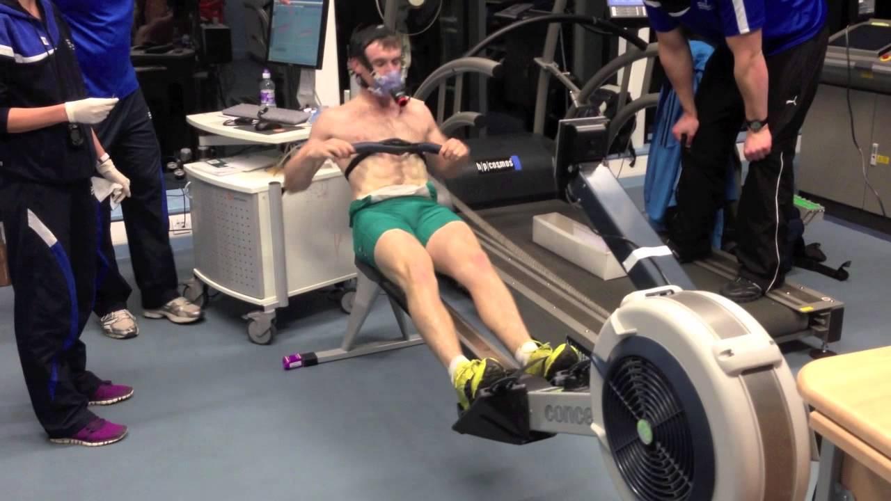 Slikovni rezultat za vo2 max test rowing