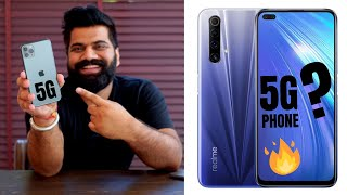 10000Rs 5G Smartphone??? Cheap 5G Phones Coming Soon - Realme X50m 5G Phone!!!