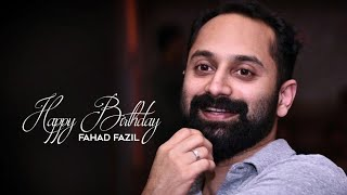 Here is a very special tribute to the one who,inspire everyone with his talent. and name fahad fazil