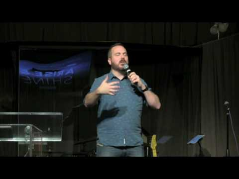 Shawn Bolz - Growing in the Prophetic - Session 2 - July 24, 2016 - City Blessing Church