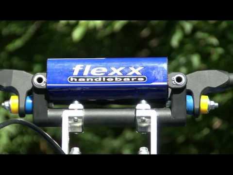 Fasst Company Flexx Handlebar And Rox Pivoting Bar Riser