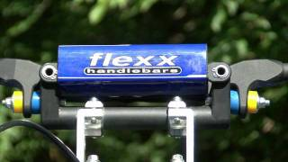 Fasst Company Flexx Handlebar and Rox Pivoting Bar Riser Test