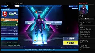 Fortnite-Save Il mondo & Battaglia real-Regalo skin Neo verse e Ikonik