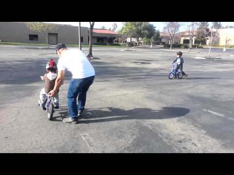 腳踏車練習記-叮叮噹噹