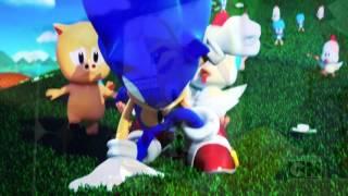 Hey Now Sonic