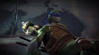 Teenage Mutant Ninja Turtles: Out of the Shadows - Walkthrough Part 7 - Chapter 2 Part 3
