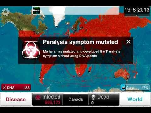 plague inc fungus brutal guide