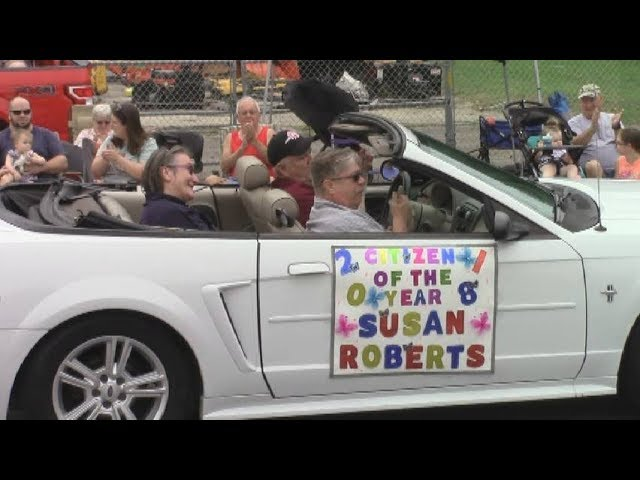 Mooers Parade  9-2-18