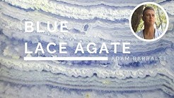 Blue Lace Agate - The Crystal of Gentleness