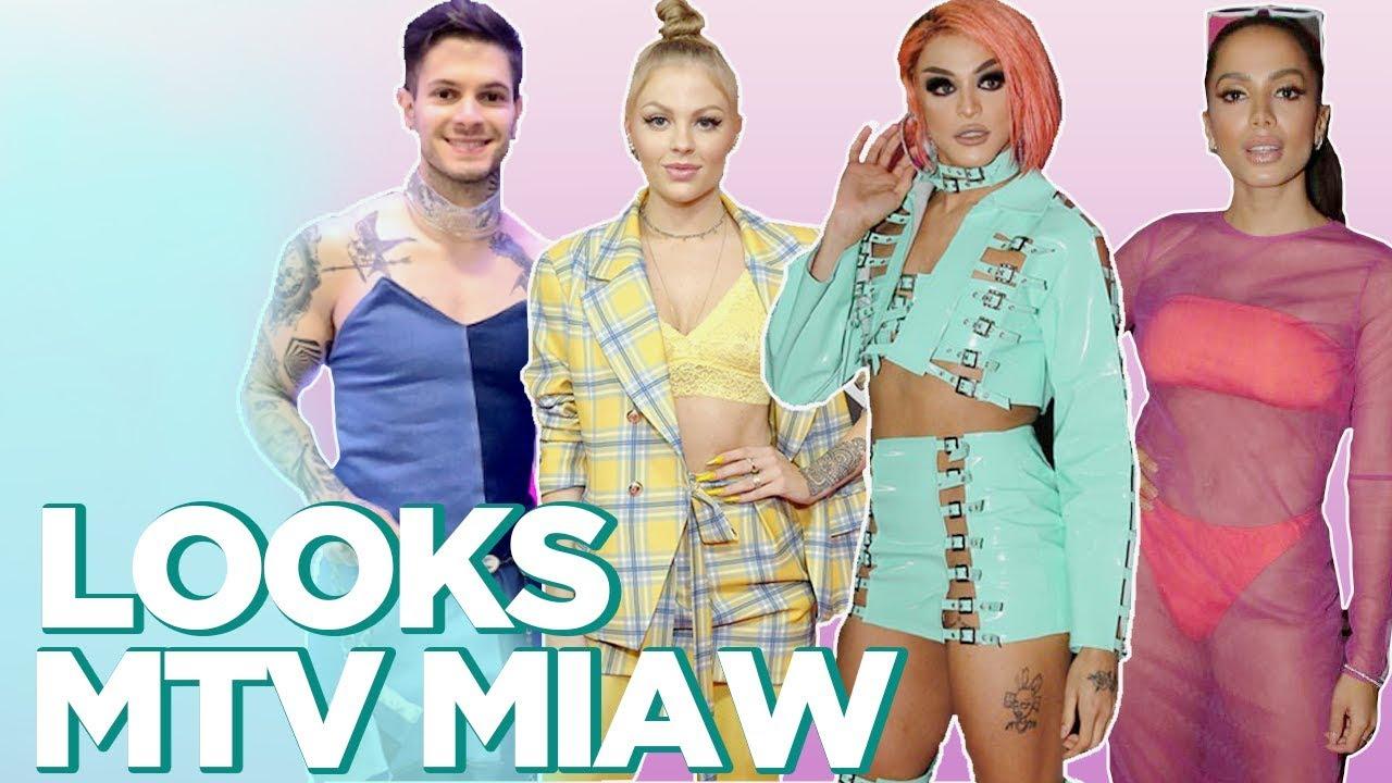MTV MIAW: OS LOOKS, MC LOMA BARRADA, CHRISTIAN FIGUEIREDO RAPPER, ANITTA E KEVINHO...| Foquinha