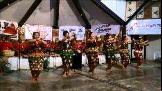 Hiva Tau'olunga Kalapu Hufangalupe 'o Vaini Sivi Hiva 2015