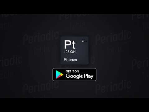 Periodic table 2018 apps on google play urtaz Choice Image