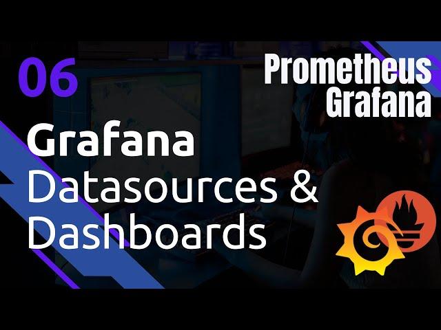 PROMTEHEUS - 6. IMPORT D'UNE DATABASE ET D'UN DASHBOARD