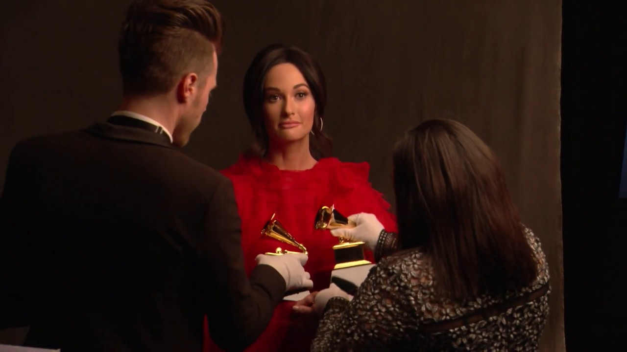 Kacey Musgraves Backstage with Danny Clinch | 2019 GRAMMYs