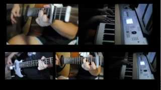 ONE OK ROCK - Pierce (Instrumental cover)