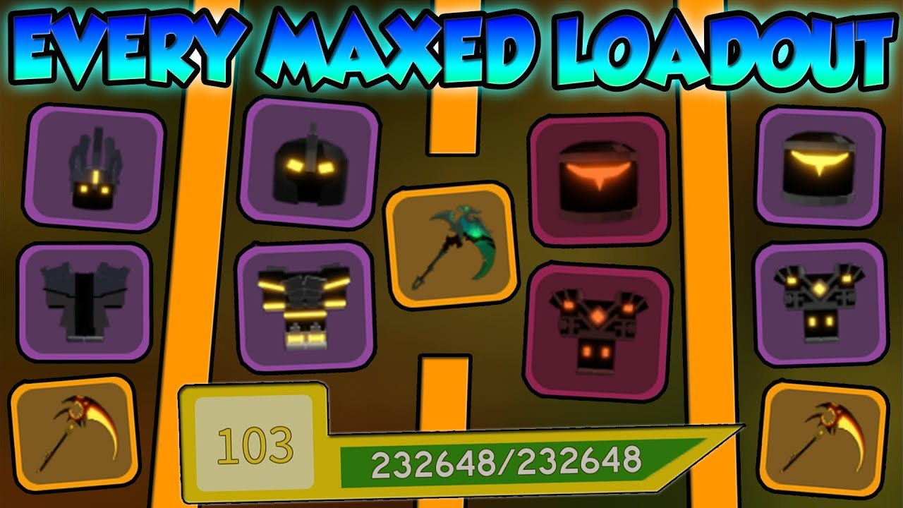 All King Castle Skills And Where To Get Them Roblox Dungeon Quest Every Maxed Out Loadout King S Castle Roblox Dungeon Quest Youtube