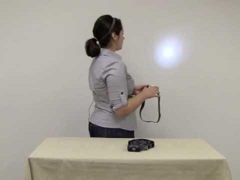 UK Vizion 3AAA eLED Headlamp by Underwater Kinetics Demo