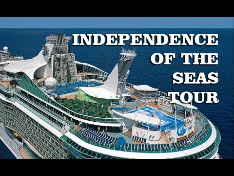 Independence of the seas Royal Cribbean tour