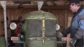 Deutz Oldtimer Traktoren Teil 2
