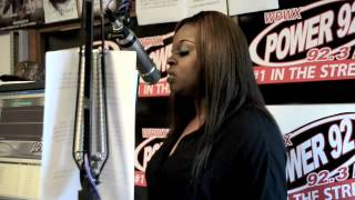 Elite Noel Featured on Power 92.3 in Chicago. The