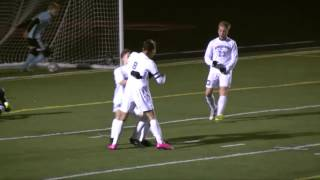 Boys Soccer - Grand Rapids Forest Hills Northern vs. East Lansing - 2015 Division 2 Regional Final