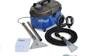 Aqua Pro Vac Review - Carpet Cleaning Spotter Machine - Auto Detailing