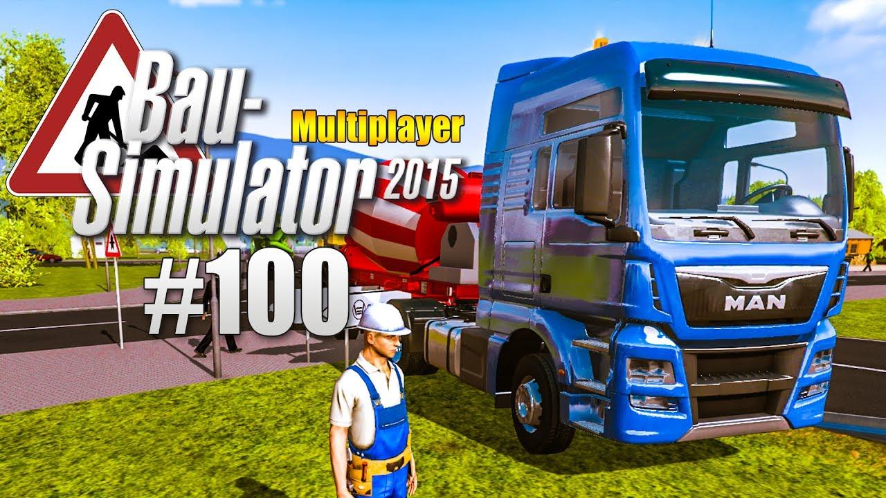 bau simulator 2015 multiplayer 100 das letzte. Black Bedroom Furniture Sets. Home Design Ideas