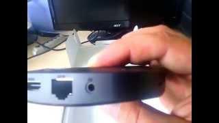 Eagle Kodi XBMC mini pc Android in the box/doos deel 1