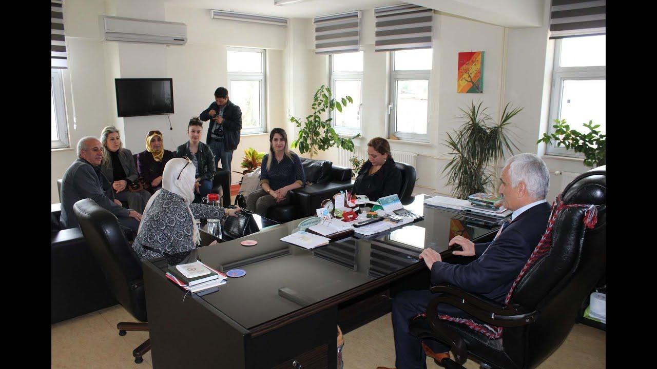 AK Parti İl Kadın Yönetiminden Yaşlılar Haftası Ziyareti