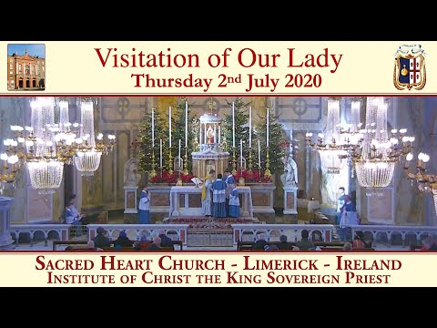 2nd July 2020 - Visitation of Our Lady