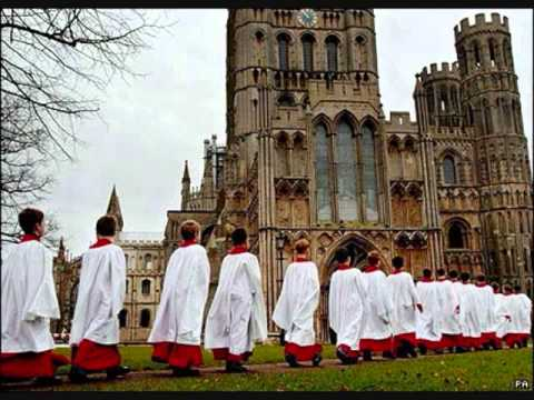 Ely Cathedral Choir(UK) - Lo he comes with clouds descending(hymn)