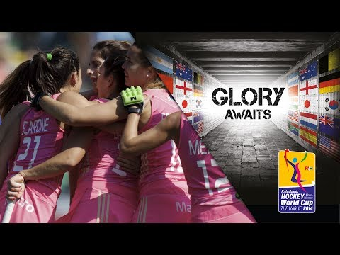 Germany vs Argentina - Women's Rabobank Hockey World Cup 2014 Hague Pool B [06/6/2014]