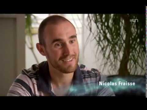 Les expériences de sortie hors du corps de Nicolas Fraisse.